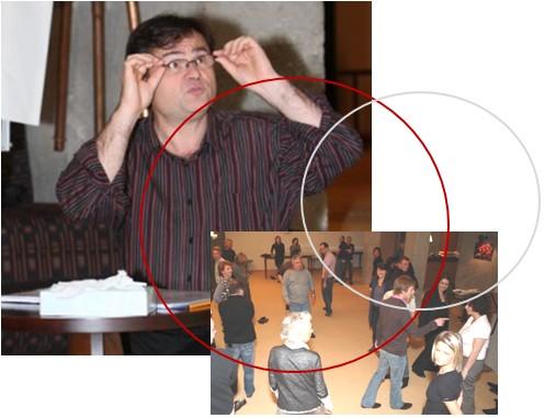 sensibiliser au handicap en entreprise, Théâtre d'entreprise, coaching Angers, formation prise de parole en public Angers, affirmation de soi