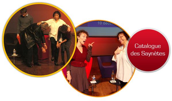 theatre et handicap en entreprise - theatre et sécurité en entreprise