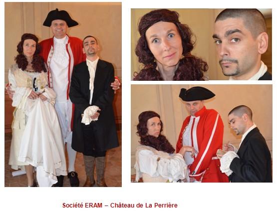 murder party - cluedo géant - animation theatre - angers, nantes, laval, paris, le mans