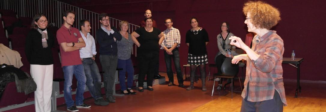 Formation Entreprise Théâtre