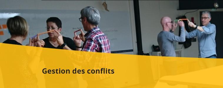 Formation savoir gérer les conflits à Angers