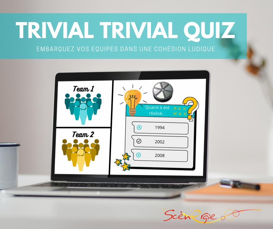 Trivial trivial quiz